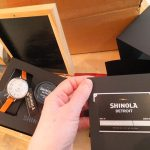 packaging for music brands should convey brand value like Shinola