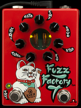 z vex fuzz factory 7 pedal coaxes further exploration of the brand