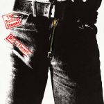 Outrageous album cover for Sticky Fingers by The Rolling Stones